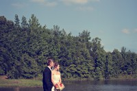 Searcy, AR wedding at Camp Wildwood photographed by Taylor Jackson of Barefeet Photography