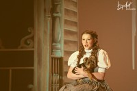 Carnegie Players presents The Wizard of Oz, photographed by Taylor Jackson, local Cleburne photographer.