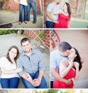 Fort Worth Stockyard engagement photography