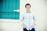 Senior portrait photographer for the North Dallas area