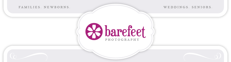 Barefeet Photography and Design LLC logo